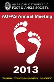 AOFAS 2013